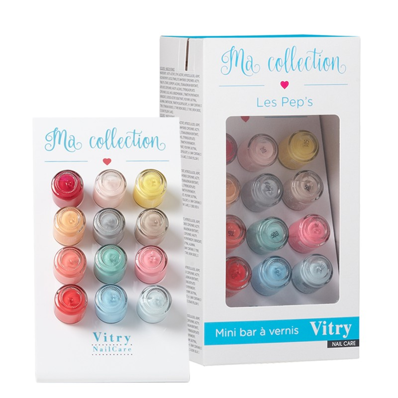 "Coffret vernis ""Ma collection"" - VITRY"